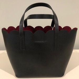 Pulicati Medium Size leather tote bag